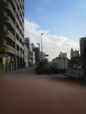 8:29 スタートから14.2km さよなら横浜。ようこそ川崎