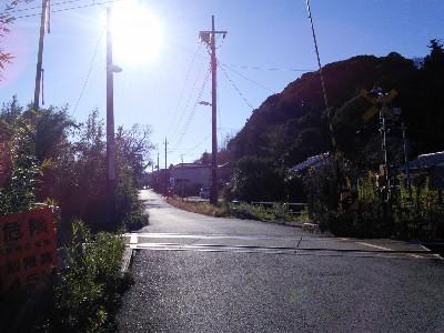 香取神宮への道1