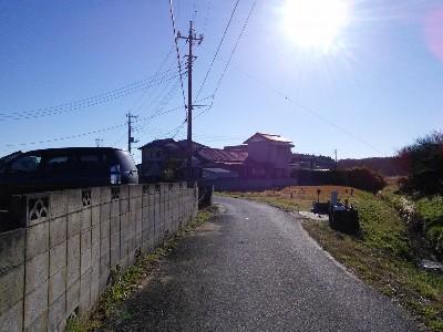 香取神宮への道3