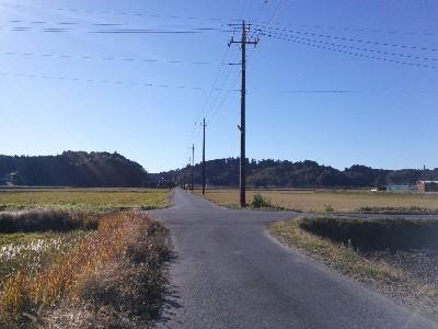 香取神宮への道5