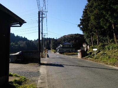 香取神宮への道9