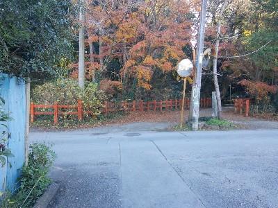 香取神宮への道12