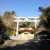 香取神宮 第三鳥居と総門
