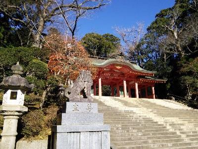 香取神宮 楼門1