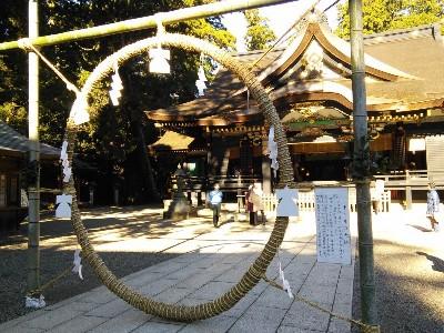 香取神宮 12月の大祓