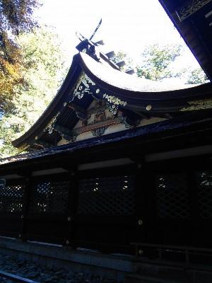 香取神宮 本殿