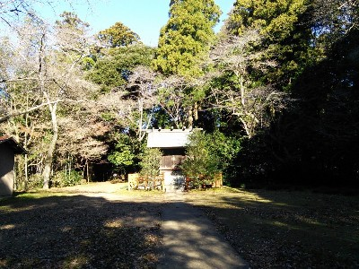 香取神宮 護国神社3