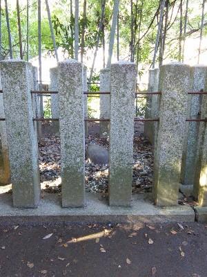 香取神宮 要石2