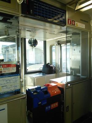 加古川線のワンマン電車