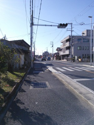 加古川の街並み