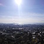 神戸市内でも有数のキツイ坂を登ってみた(長峰坂)