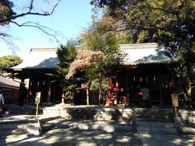 門客人神社と御嶽神社