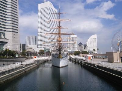 帆船日本丸4