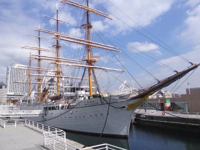 帆船日本丸5
