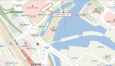 横浜船渠マップ