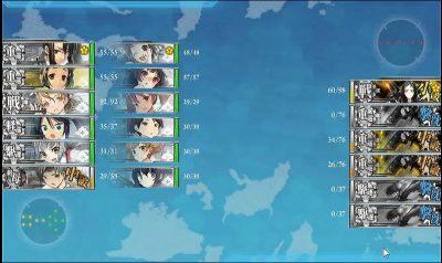 D.前衛水上打撃部隊 II群 B勝利