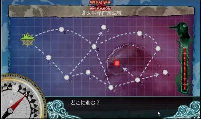 E2:設営隊を揚陸せよ マップ
