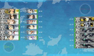 軽巡・駆逐メイン