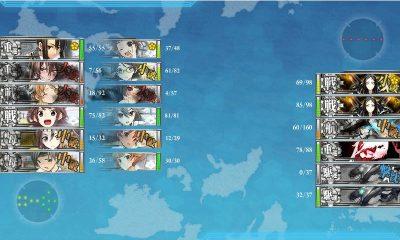 6戦目 大破撤退
