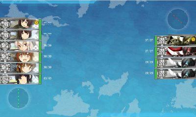 E5 Aマス:南方海域潜水艦哨戒線