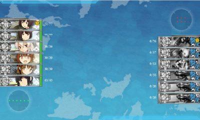 E5 Cマス:南方海域警戒任務部隊