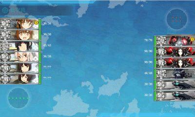 丙だとEマスが戦艦ル級flagshipから戦艦ル級eliteになるパターンも