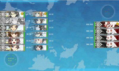 Iマスの能動分岐を超えて、Jマス 空襲戦 深海中枢泊地航空隊