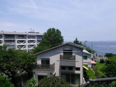 日本で一番海に近い学校 走水小学校