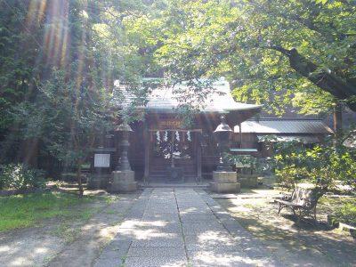 諏訪大神社 本殿
