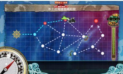 Fマスは敵潜水艦との戦い