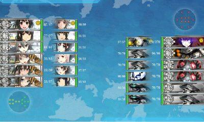Aマス:深海兵站線 大規模護衛輸送船団