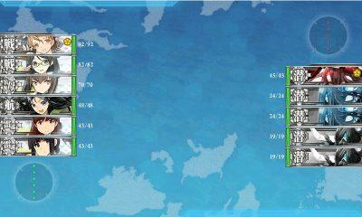 Pマス 深海精鋭潜水艦隊 先遣部隊
