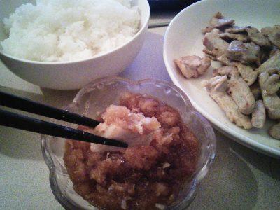 簡単おいしい和風ダレと豚肉ステーキ