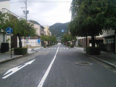伊奈波通り
