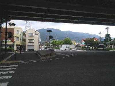 比叡山坂本駅 下車