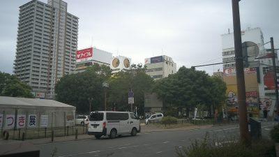 阪神尼崎駅周辺
