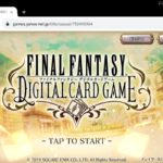 【3ヶ月目の感想】FINAL FANTASY DIGITAL CARD GAME