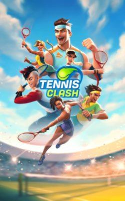 Tennis Clash(プロテニス対戦)
