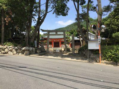 上唐櫃山王神社