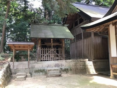 下唐櫃山王神社