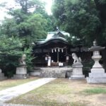 【神戸市灘区の神社を廻る!】河内國魂神社(五毛天神)