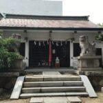 【神戸市灘区の神社を廻る!】王子神社