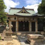 【神戸市灘区の神社を廻る!】住吉神社