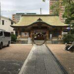 【神戸市灘区の神社を廻る!】徳井神社